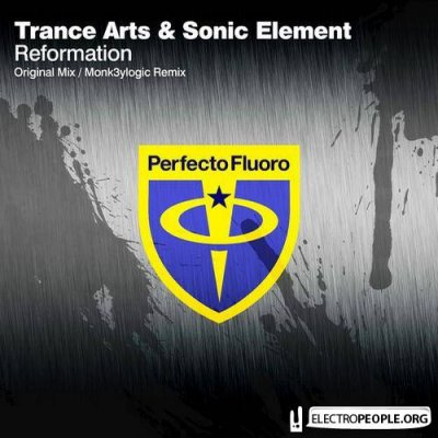 Trance Arts & Sonic Element - Reformation
