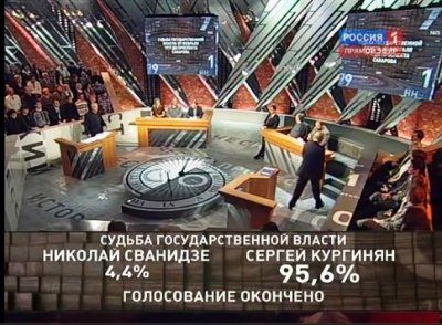 Исторический процесс - 13 (18.01.2012) Россия 1