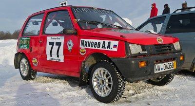 Рождественская гонка - 2012