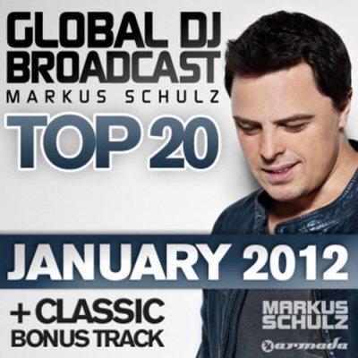 Global DJ Broadcast Top 20 January 2012