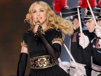 Мадонну признали величайшей исполнительницей последних 20 лет