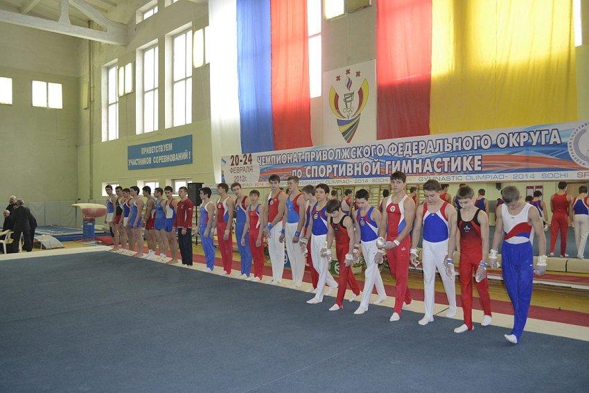 Спортивная гимнастика  Государственное бюджетное