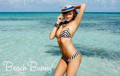 Kate Upton для Beach Bunny Swimwear 2012