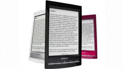 Обзор электронной книги: Sony Reader PRS-T1