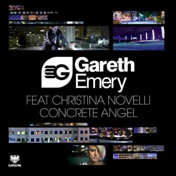 Gareth Emery feat Christina Novelli - Concrete Angel