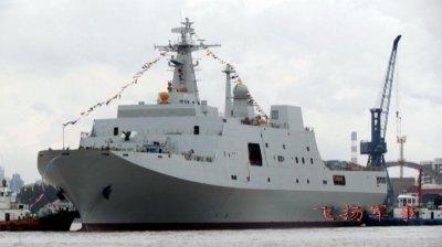 Китайцы стремительно наращивают свой военный флот