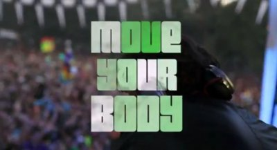 Benny Benassi vs Marshall Jefferson - Move Your Body
