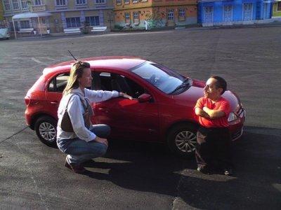 Volkswagen Mini-Gol — это автомобиль для карликов
