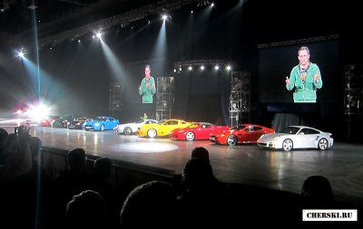 Top Gear Live в Москве