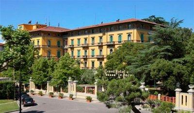 СМИ: Светлана Медведева шокировала итальянцев, сняв целиком 5-звездный отель