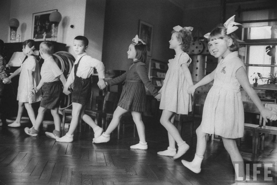 1/ Детский сад в СССР. обсудить фото(0) .