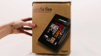 Обзор планшета: Amazon Kindle Fire