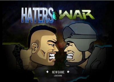 Hater's War