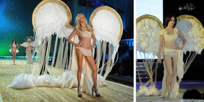 Китайцы попытались скопировать ... Victoria Secret fashion show