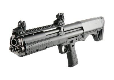 Новое 13-ти зарядное помповое ружье KSG