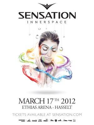 "Sensation ""Innerspace"" Belgium"