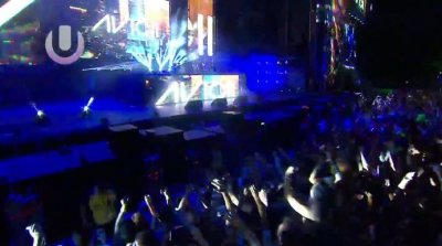 50-минутный сет Avicii на Ultra Music Festival 2012