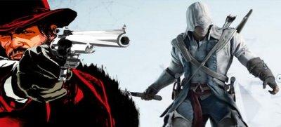Ubisoft о сходстве между Assassin's Creed III и Red Dead Redemption