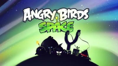 Обзор игры: Angry Birds Space
