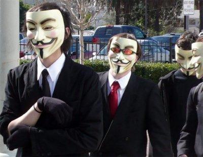 Anonymous повесили всю сеть?