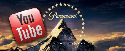 500 фильмов Paramount теперь в YouTube