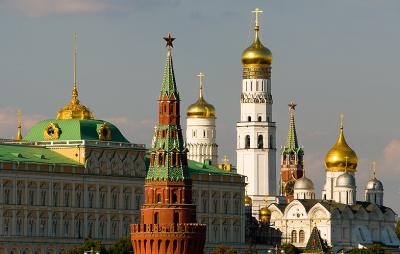Третий Иерусалим - Московский Кремль