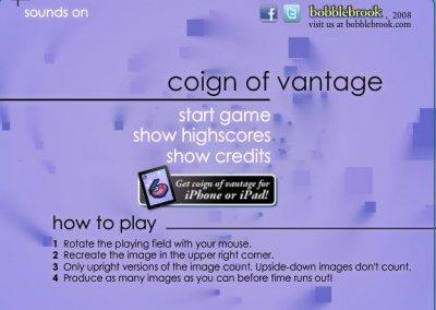 Coign Of Vantage