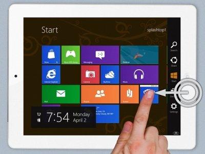 Windows 8 теперь на iPad