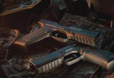 Дмитрий Стрешинский о пистолете «Стриж» (Strike One)
