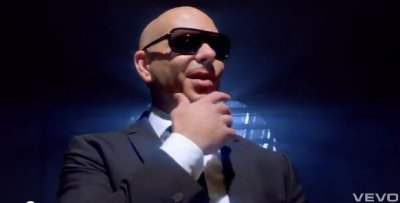 """Pitbull - Back In Time (featured in """"Men In Black III"""")"""