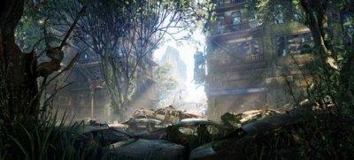 Нью-Йорк в Crysis 3 не имеет ничего общего с городом из Crysis 2