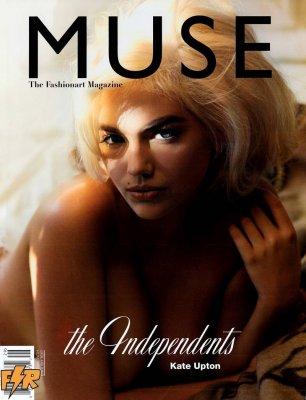 Kate Upton для Muse Magazine