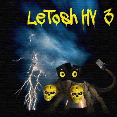 LeTosh - Hight Voltage 3 (LP 2012)