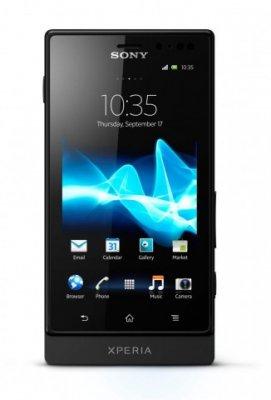 В России стартуют продажи смартфона Sony Xperia sola