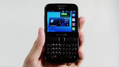 Обзор смартфона: Samsung Galaxy Y Pro Duos