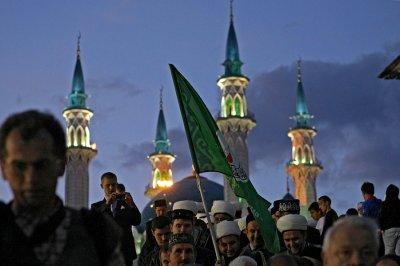 Президент Татарстана объявил свою республику мусульманской