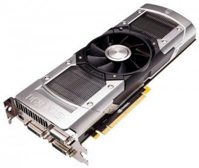 Nvidia представила новую самую быструю в мире видеокарту