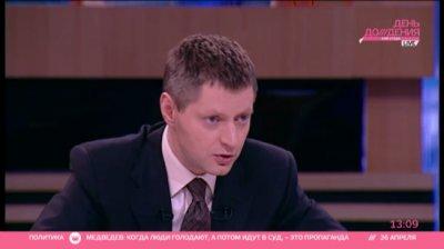 Алексей Пивоваров: На ДОЖДЕ нет цензуры, а на НТВ...