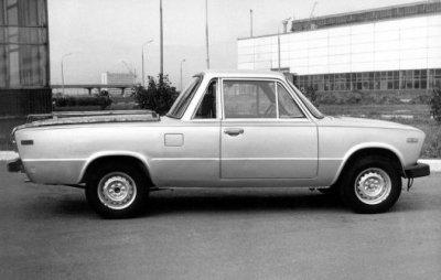 Уникальные советские автомобили (ВАЗ)