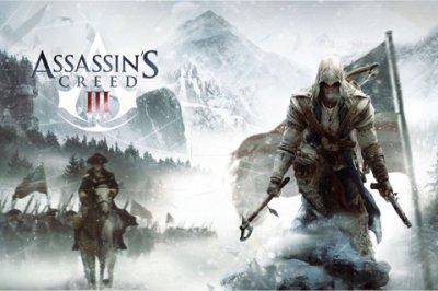 Assassin's Creed III - первая демонстрация игрового процесса