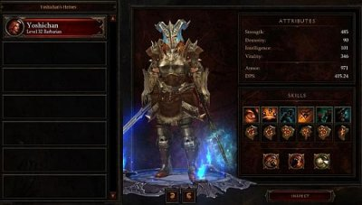 Герой дня: Diablo III пройден за 12 часов 29 минут