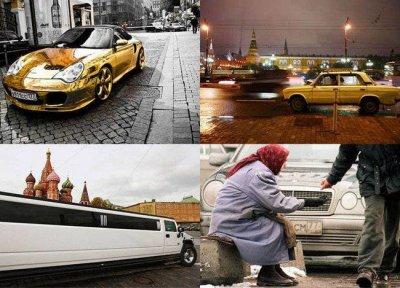 Российскую бедность пересчитают