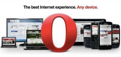 Facebook может поглотить Opera Software