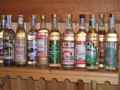 Минимальная стоимость бутылки водки с июля увеличится почти на треть
