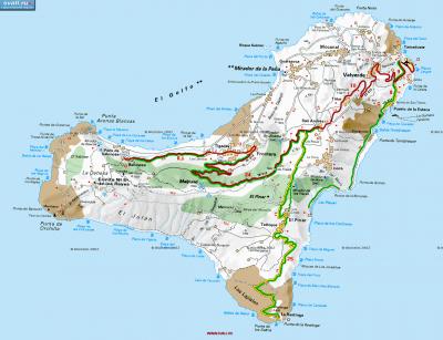 Первый в мире остров с бесплатным Wi-Fi появится на Канарах