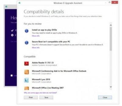 Windows 8 за 40 долларов