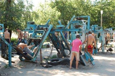 Гидропарк Киев - уровень, к которому непременно следует стремиться!