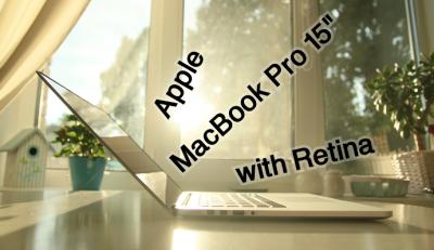"""Видеообзор Apple MacBook Pro 15"""" (Retina)"""