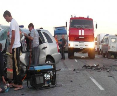 В Чувашии в ДТП погибли 4 человека
