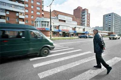 Чебоксарские госавтоинспекторы провели рейд «Пешеходный переход»